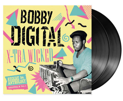 Bobby Digital X-tra Wicked Reggae Anthology - Various Artists (LP)