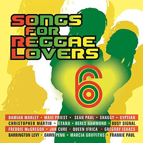 Songs For Reggae Lovers Vol 6 - Various Artists