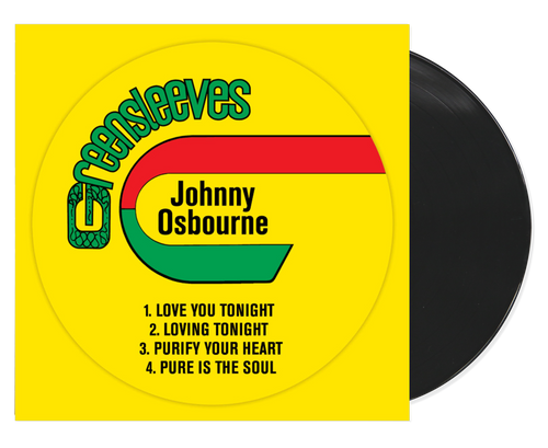 Love Me Tonight - Johnny Osbourne (12 Inch Vinyl)