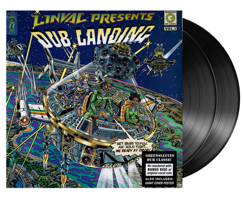 Dub Landing Vol 1 (2lp) - Roots Radics (LP)