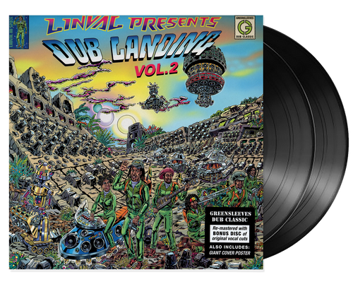 Dub Landing Vol 2 (2lp) - Roots Radics (LP)