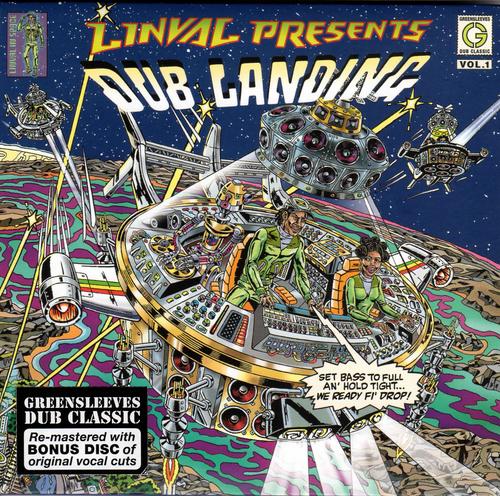 Dub Landing Vol 1 (2cd Set) - Roots Radics