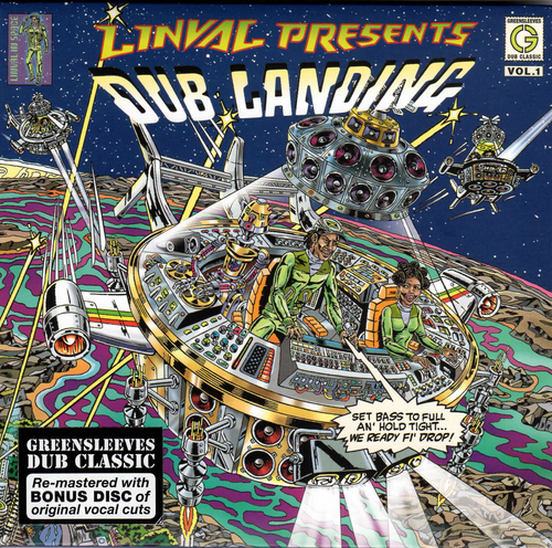 Dub Landing Vol 1 (2cd Set) - Roots Radics