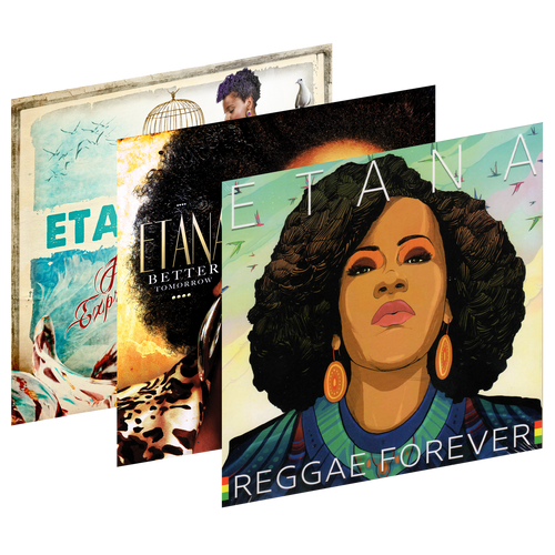 Etana Forever Bundle (3CD) Set