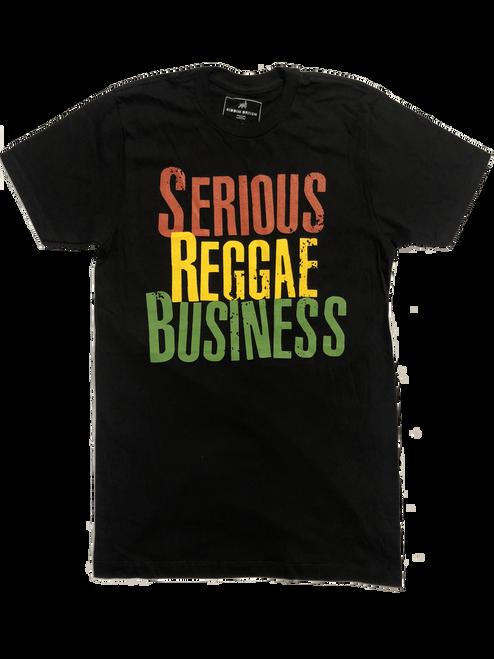 Serious Reggae Business Tee