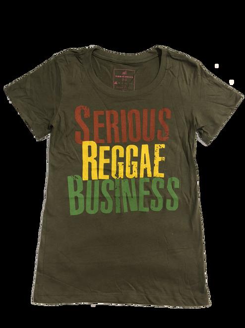 Serious Reggae Business Ladies
