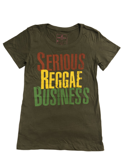 Serious Reggae Business Ladies