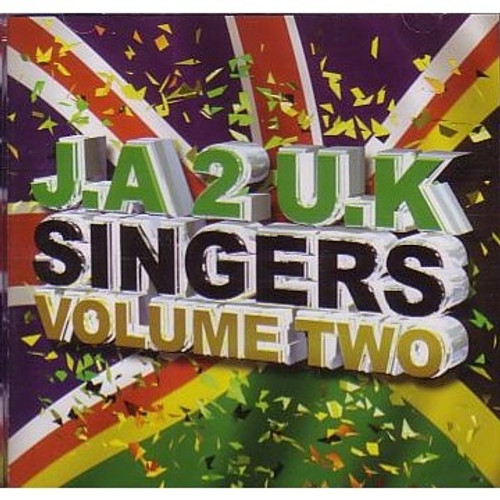 Ja 2 Uk Singers 2 - Various Artists (LP)