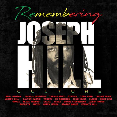 Remembering Joseph Hill Culture - Various Artists