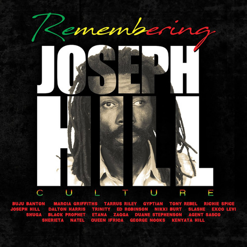 Remembering Joseph Hill Culture - Various Artists