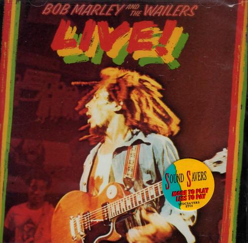Live (Mid-price) - Bob Marley