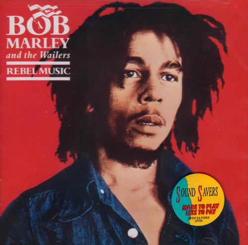 Rebel Music (Mid-price) - Bob Marley