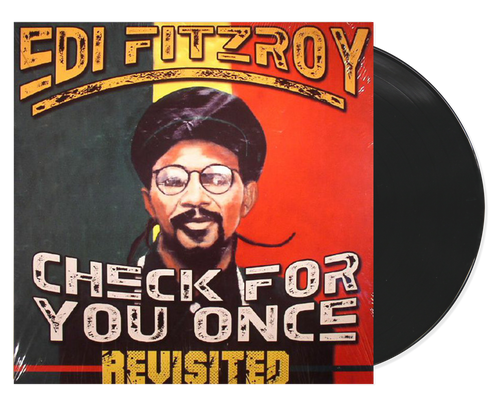 Revisited: Check For You Once - Edi Fitzroy (LP)