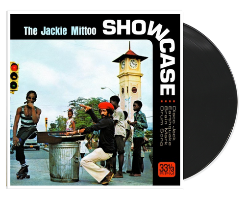 Striker Showcase Ep - Jackie Mittoo (7 Inch Vinyl)