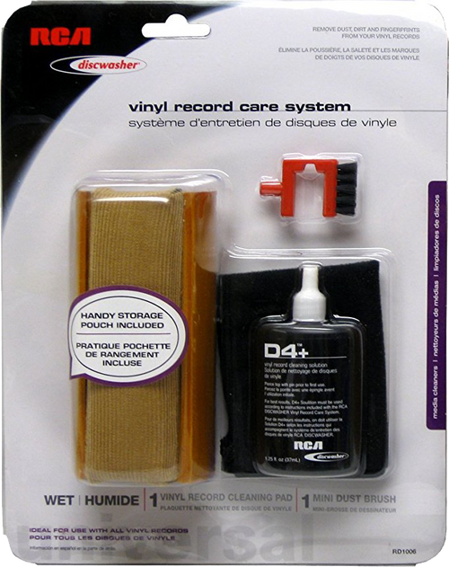 Vinyl Record Care System - Discwasher