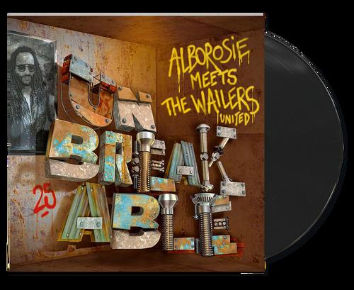 Unbreakable - Alborosie Meets The Wailers United (LP)