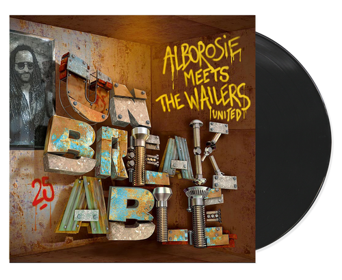 Unbreakable - Alborosie Meets The Wailers United (LP)