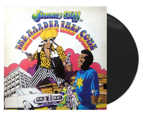 The Harder They Come - Jimmy Cliff (LP)