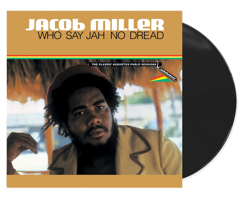 Who Say Jah No Dread - Jacob Miller (LP)