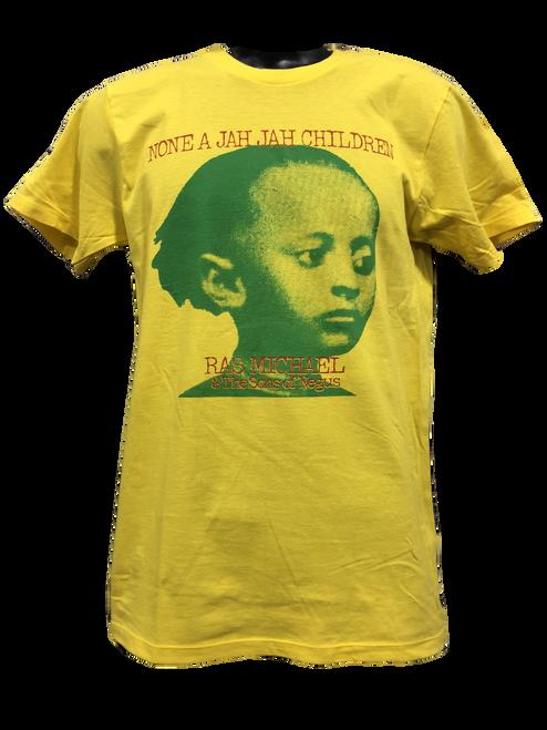 Jah Jah Childfen Tee
