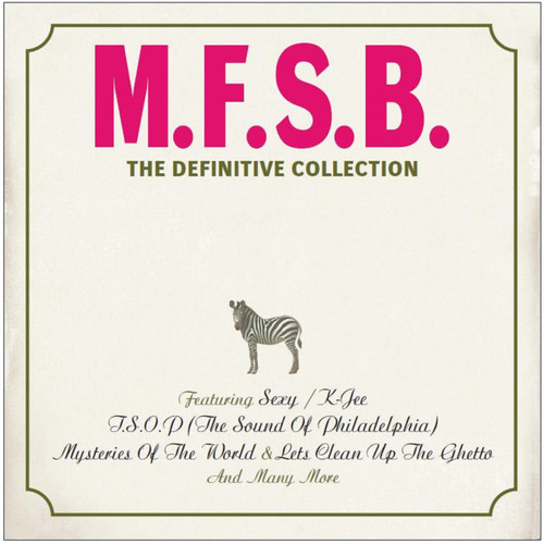 The Definitive - M.f.s.b.