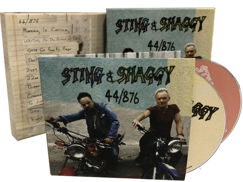 44/876 Super Deluxe Edition - Sting, Shaggy