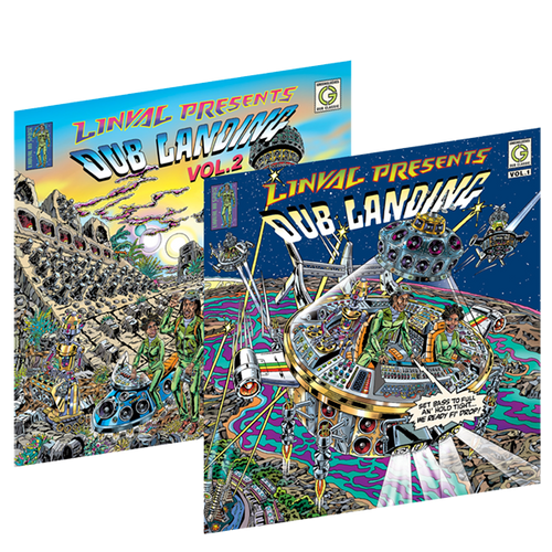 Dub Landing Bundle (4CD) Set
