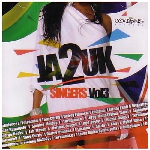 Ja 2 Uk Singers Vol.3 - Various Artists
