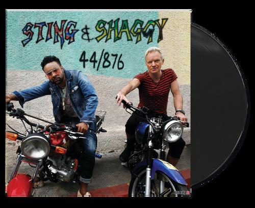 44/876 - Sting & Shaggy (LP)