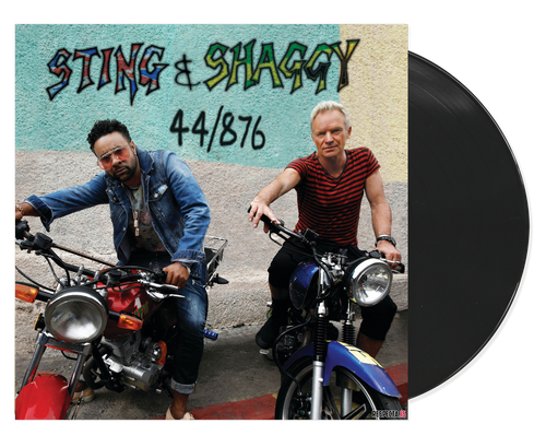 44/876 - Sting & Shaggy (LP)