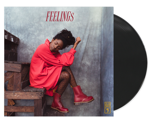 Feelings - Jah9 (12 Inch Vinyl)
