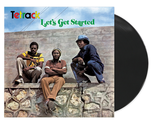 Let's Get Started - Tetrack (LP)