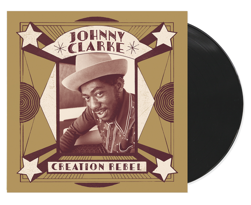 Creation Rebel (2lp Set) - Johnny Clarke (LP)