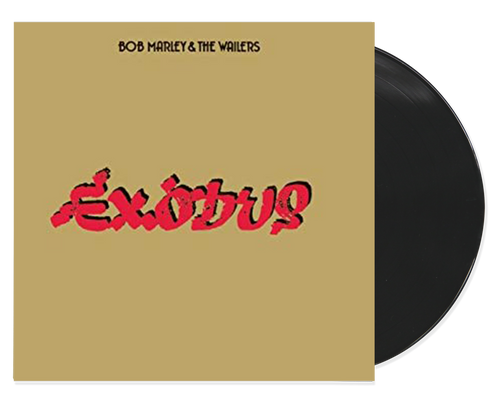Exodus (Vinyl Reissue) - Bob Marley & The Wailers (LP)