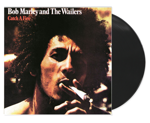 Catch A Fire (Vinyl Reissue) - Bob Marley & The Wailers (LP)