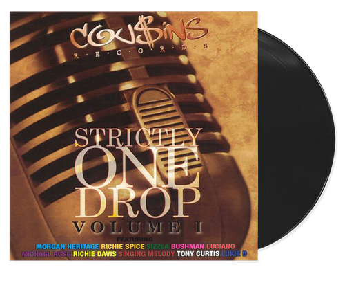 Strictly One Drop Vol.1 - Various Artists (LP)