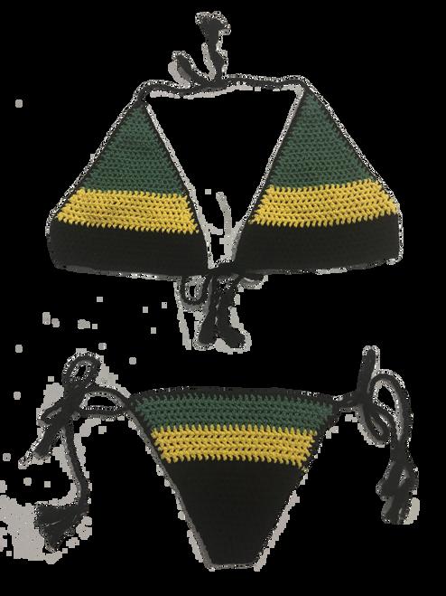 Jamaica Crochet Bikini - Swimwear