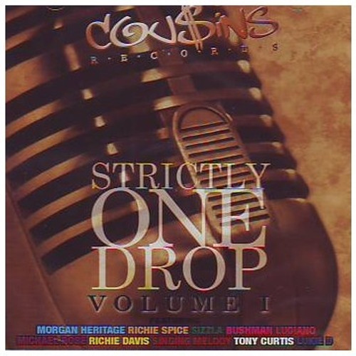 Strictly One Drop Vol.1 - Various Artists