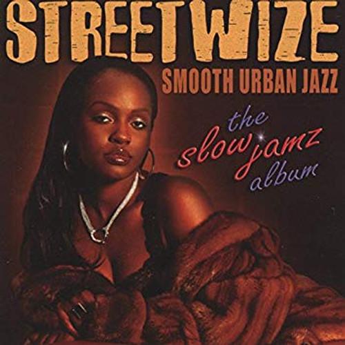 Streetwize The Slow Jamz Album Smooth Urban Jazz - Various Artists