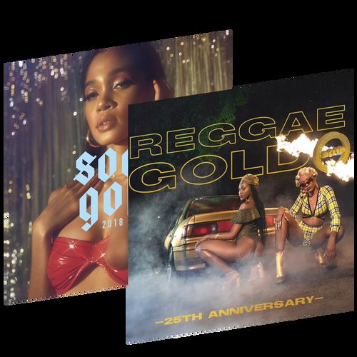 Reggae & Soca Gold 2018 Christmas Bundle Set
