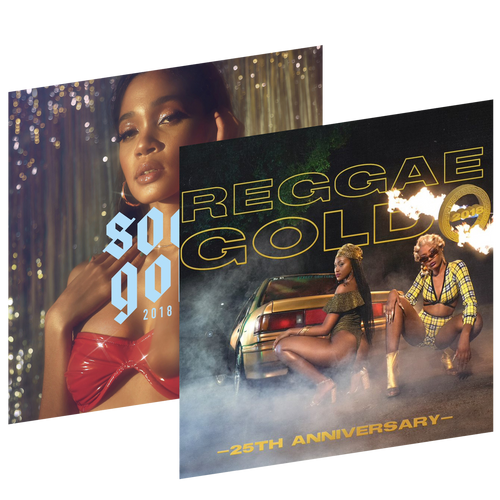 Reggae & Soca Gold 2018 Christmas Bundle Set