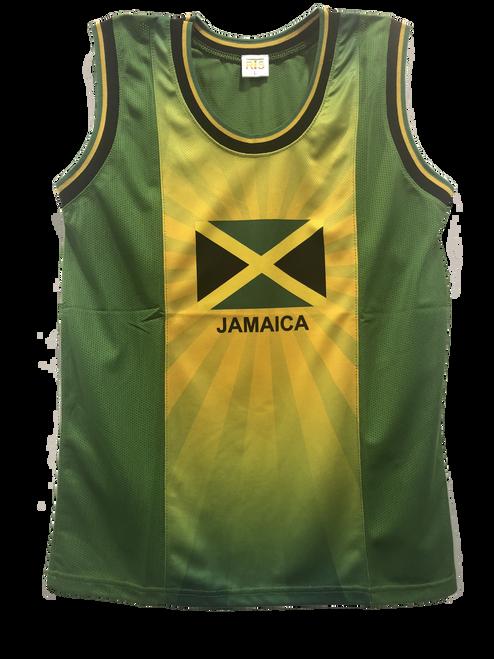 Men Vest-Jamaica