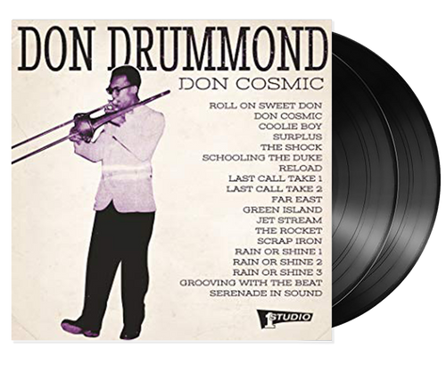 Don Cosmic 2lp - Don Drummond (LP)