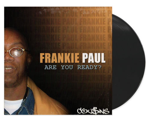 Are You Ready - Frankie Paul (LP)