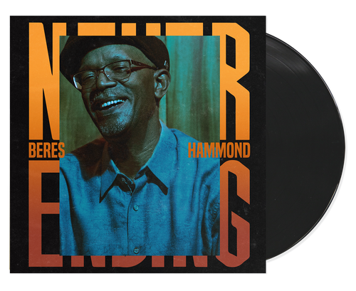 Never Ending - Beres Hammond (LP)