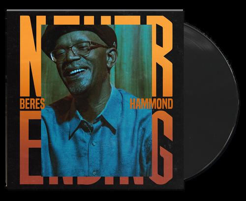 Never Ending - Beres Hammond (LP)