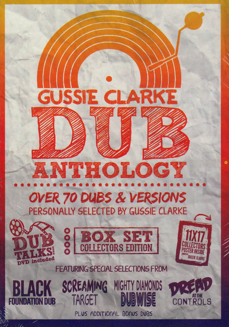 Gussie Clarke Dub Anthology Collectors Edition - Various Artists