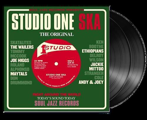 Studio One Ska 2lp - Various Artists (LP)