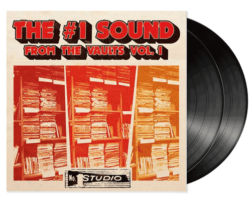 The Number 1 Sound From The Vaults Vol.1 - Various Artists (LP)