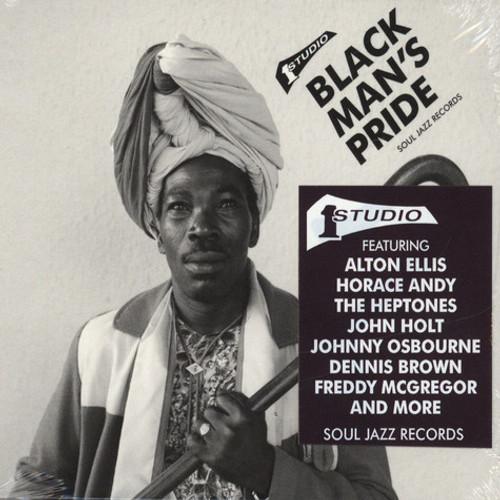 Black Man's Pride - Various Artists